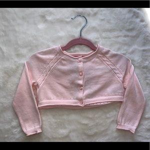 NWT Pink Cardigan